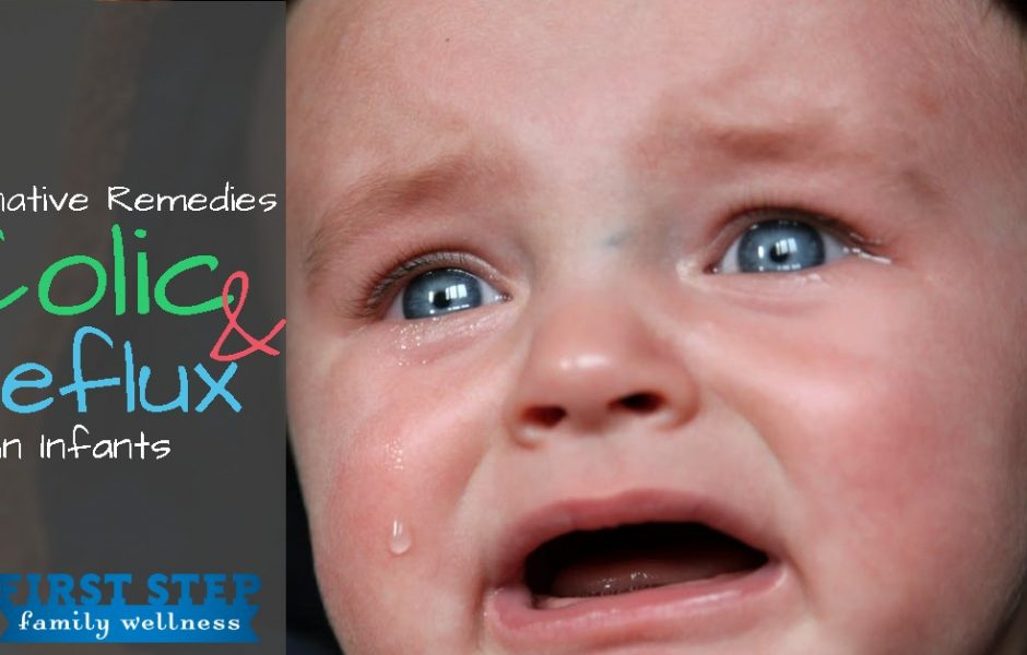 Colic Infant Reflux Natural Remedies